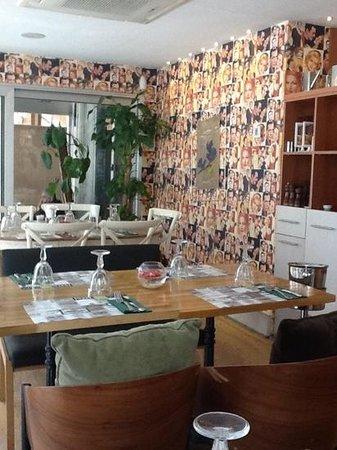 Muizz restaurant istanbul omd men om restauranger for Ambiance cuisine nice
