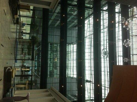 Hilton Frankfurt Airport Hotel: Hotel