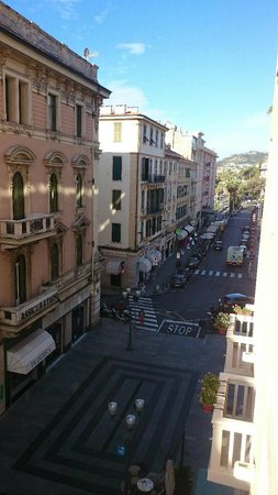 BEST WESTERN Hotel Nazionale : View from the room