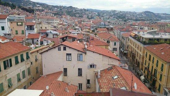 BEST WESTERN Hotel Nazionale : View from top floor