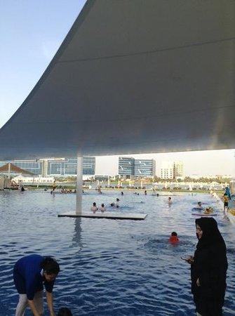 The Ritz-Carlton Abu Dhabi, Grand Canal : kids soup