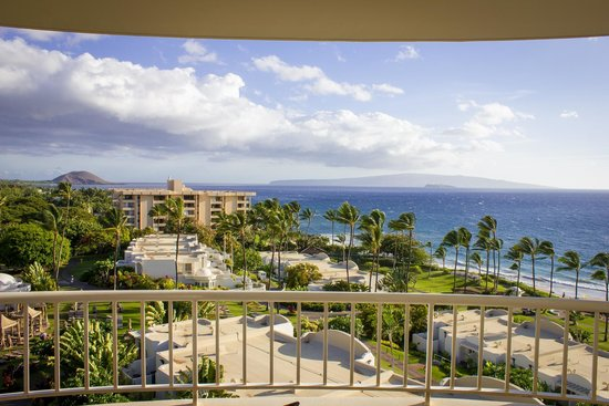 Fairmont Kea Lani, Maui: View