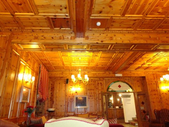 Hotel San Lorenzo: Sala comune
