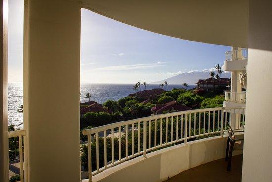 Fairmont Kea Lani, Maui: Balcony