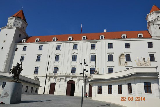 Bratislava Castle (Hrad): Братиславский град