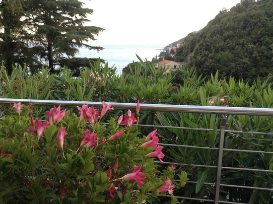 Relais Paradiso: View from hotel
