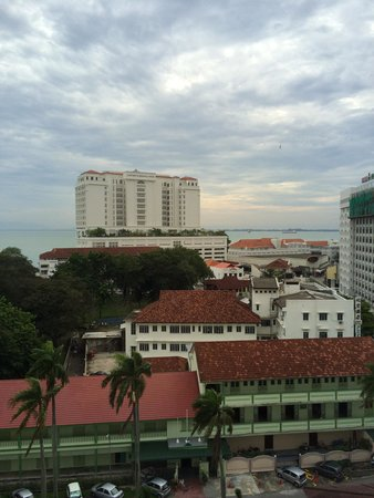 Cititel Penang: View from room 724