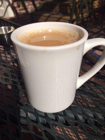 Magnolia : Good coffee