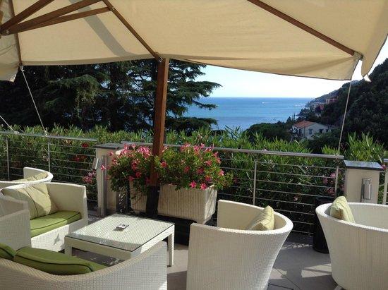 Relais Paradiso: Hotel outside area