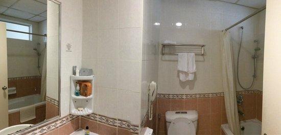 Cititel Penang : Toilet