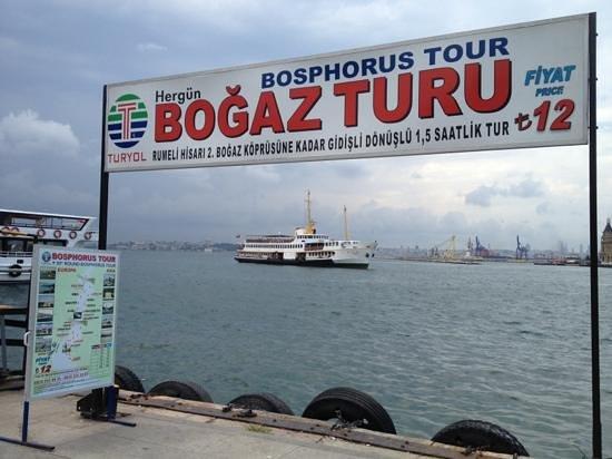 Turyol Bosphorus Tour