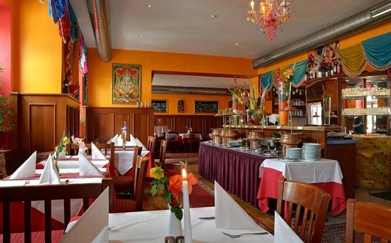 Indian Village Super Schönes Ambiente Beim Inder In München