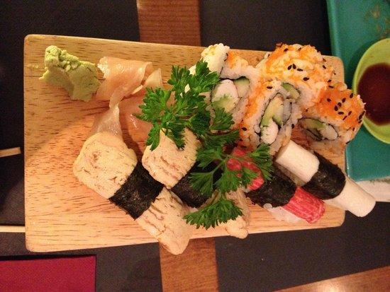 I Love Japo: Sushi