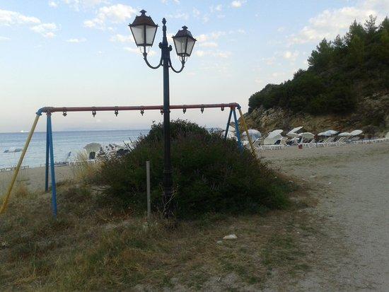 Regina Mare: Παιδική χαρά παραλίας