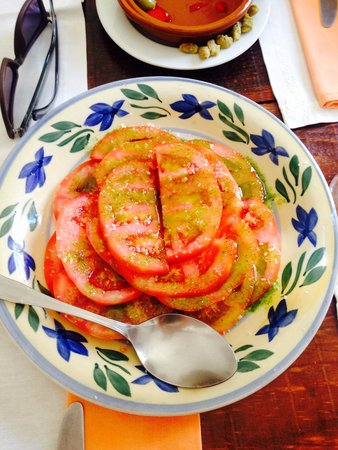 Meson El Gato : tomates El Gato