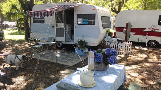 Rivers End Campground and RV Park: TCT rally in April!