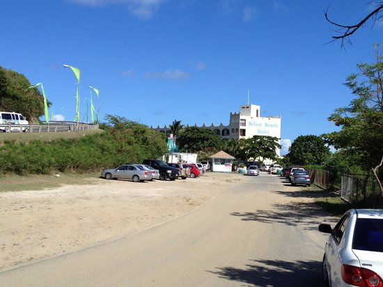 Belair Beach Hotel: Worlds Worst First Impression of a Resort