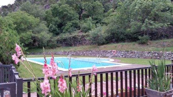 Camping Frontera Park : Pool view