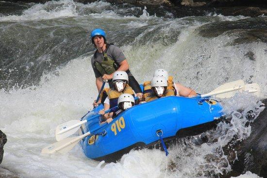 Wildwater Rafting - Chattooga: Bulls Sluice - optional run