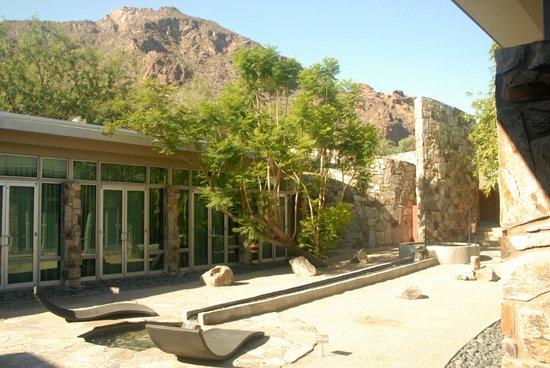 Sanctuary Camelback Mountain : Zen Garden
