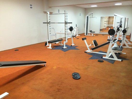 Kipriotis Hippocrates: Hippocrates gym
