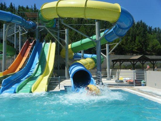 Kipriotis Hippocrates: Aquapark