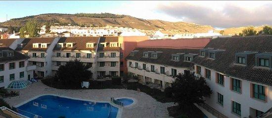 Hotel Antequera : Vistas de la piscina