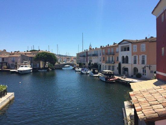 Hotel Les Jardins de Sainte-Maxime : Port Grimaud