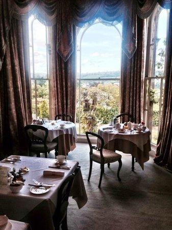 Apsley House Hotel: breakfast area