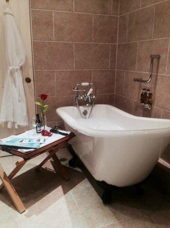 Apsley House Hotel: bath