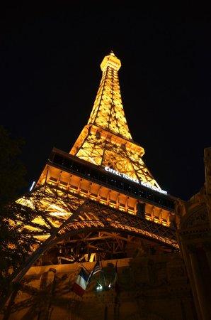 Eiffel Tower Restaurant at Paris Las Vegas : Eiffel Tower Las Vegas