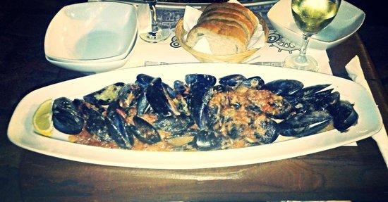 Marinero: Mussels
