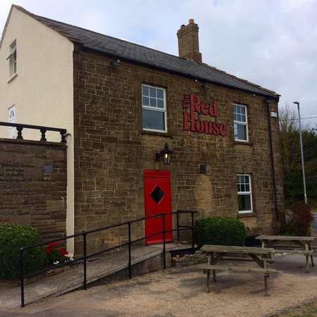 The Red House Inn: The Red House