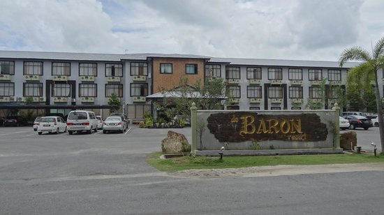 De Baron Resort Langkawi: Front view