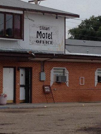Elkhart Motel, Elkhart KS