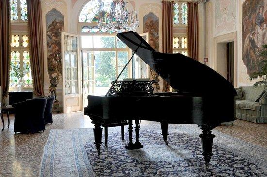 Villa Condulmer Hotel: Si dice che l'abbia suonato Verdi