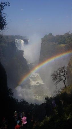 Mosi-oa-Tunya / Victoria Falls National Park: Victoria Falls August 2014