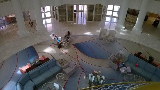 Old Palace Resort: Lobby 1