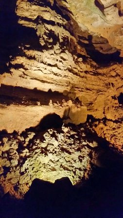 Forbidden Caverns : formation