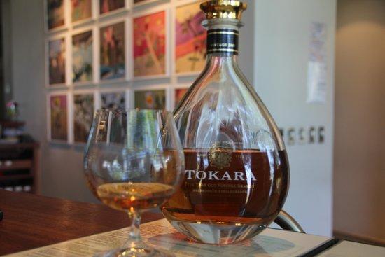 Tokara: brandy