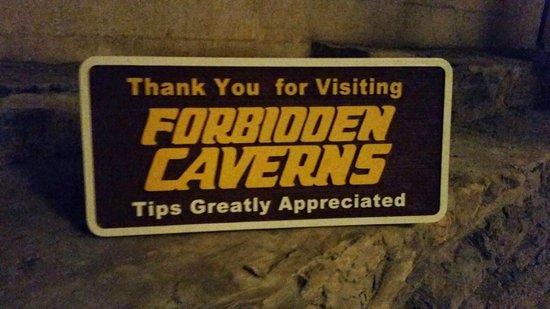 Forbidden Caverns : Caverns