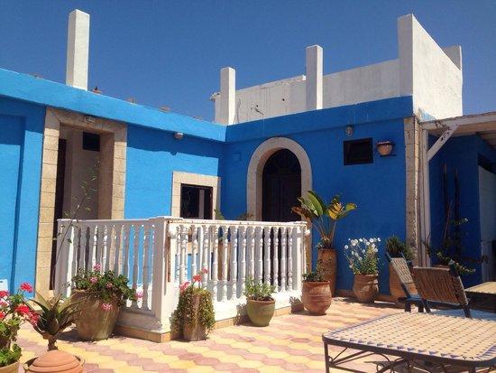Riad Le Grand Large: Très agréable au soleil