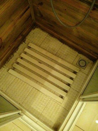 La Maison Creole Eureka: La douche d'un pavillon ...