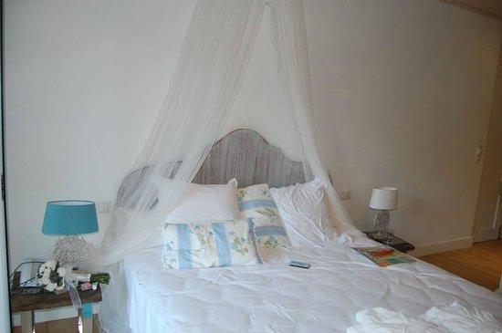 Hotel Es Cel de Begur: Habitación en El Cel de Begur, julio 2014