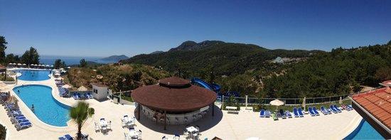 Garcia Resort & Spa: Panoramic view