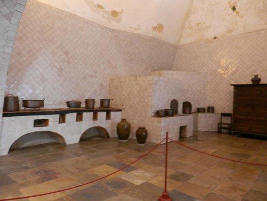 Sintra National Palace: cocina de palacio nacional