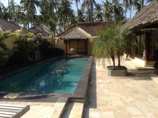 Kura Kura Resort: Villa type at Kura-Kura Resort, Karimun Jawa, Indonesia