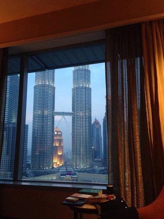 Traders Hotel, Kuala Lumpur : Petronas Twin Towers