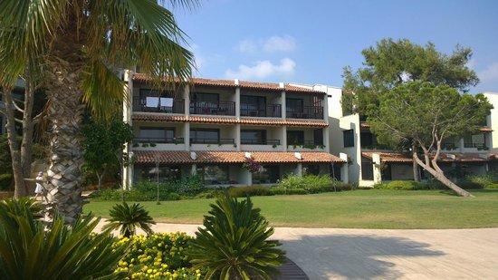 SENTIDO Zeynep Resort : Our Bungalow Room 2223