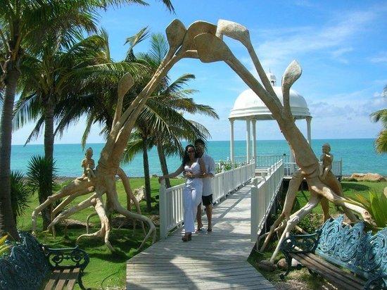 Paradisus Varadero Resort & Spa: Romantico..